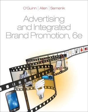 Cover of Advertising and Integrated Brand Promotion