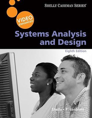 Cover of Systems Analysis and Design, Video Enhanced