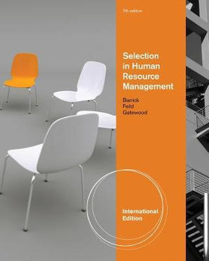Cover of Selection in Human Resource Management