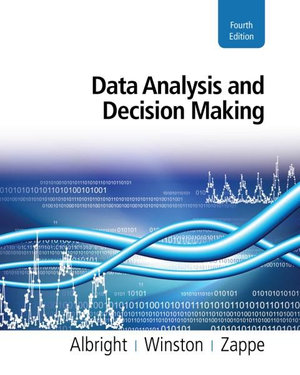 Cover of Data Analysis and Decision Making