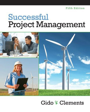 Cover of Successful Project Management (with Microsoft  Project 2010)