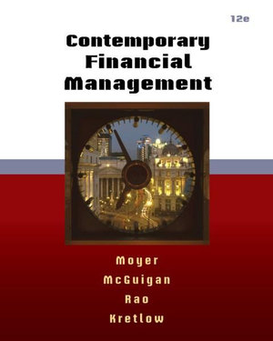 Cover of Contemporary Financial Management