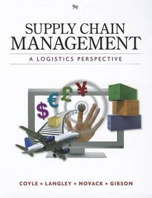 Cover of Supply Chain Management : A Logistics Perspective