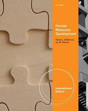 Cover of Human Resource Development