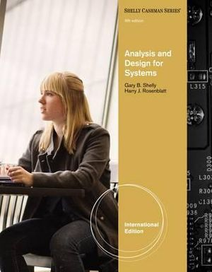 Cover of Analysis and Design for Systems