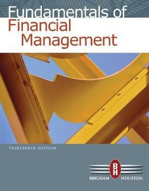 Cover of Fundamentals of Financial Management [With Access Code]