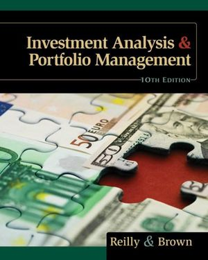 Cover of Investment Analysis and Portfolio Management (with Thomson ONE -  Business School Edition and Stock-Trak Coupon)