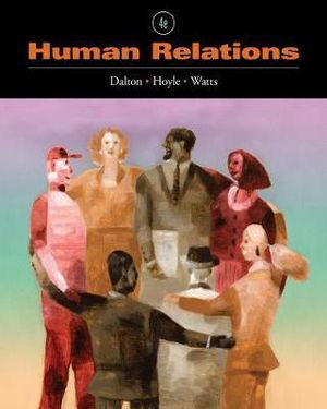 Cover of Human Relations