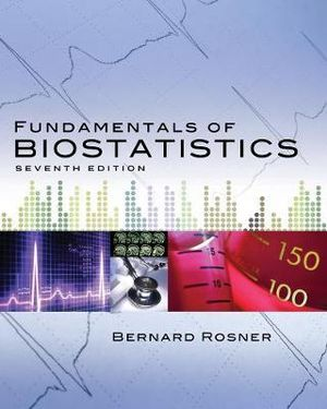 Cover of Fundamentals of Biostatistics