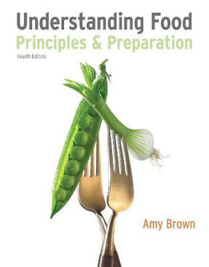 Cover of Understanding Food: Principles and Preparation