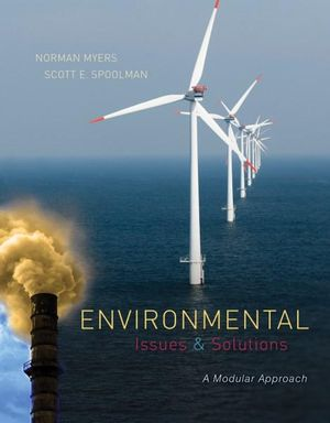 Cover of Environmental Issues and Solutions: A Modular Approach