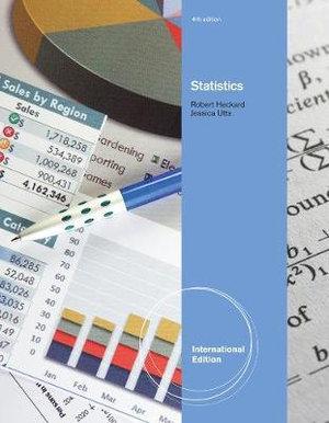 Cover of Statistics