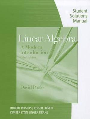 Solutions manual speech linear algebra Serge lang