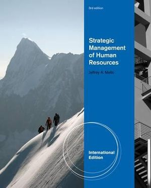 Cover of Strategic Management of Human Resources