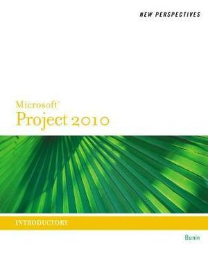 Cover of New Perspectives on Microsoft Project 2010: Introductory