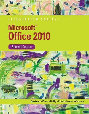 Cover of Microsoft Office 2010 Illustrated, Second Course