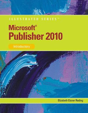 Cover of Microsoft Publisher 2010: Illustrated