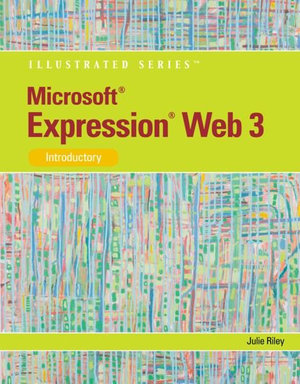 Cover of Microsoft  Expression Web 3 : Illustrated Introductory