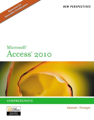 Cover of New Perspectives on Microsoft  Access 2010, Comprehensive