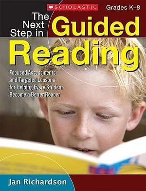 Cover of The Next Step in Guided Reading