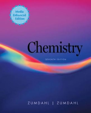 Cover of Chemistry: Media Enhanced Edition