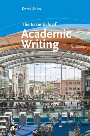 Cover of The Essentials of Academic Writing