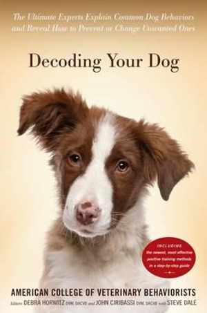 Cover of Decoding Your Dog