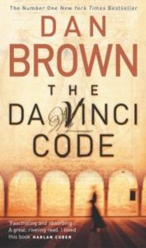 Cover of The Da Vinci Code