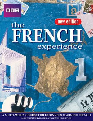 Cover of French Experience 1 Coursebook New Ed