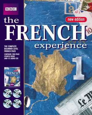 Cover of French Experience 1 Language Pack + CDs New Edition