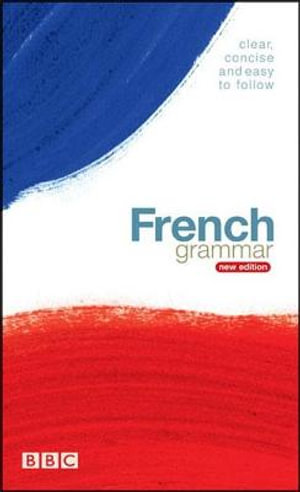 Cover of French Grammar