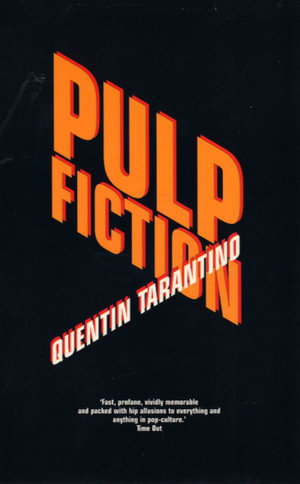 Cover of Pulp Fiction