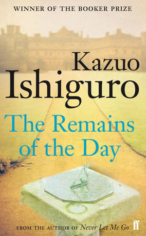 Cover of The Remains of the Day