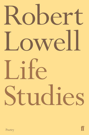 Cover of Life Studies