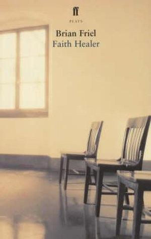Cover of Faith Healer