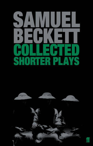 Cover of Collected Shorter Plays