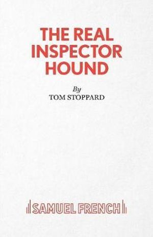 Cover of The Real Inspector Hound