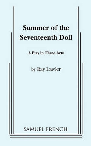 Cover of Summer of the Seventeenth Doll