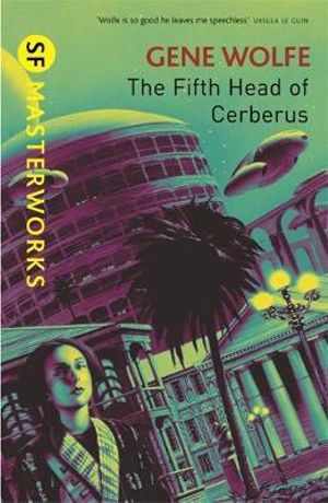 Cover of The Fifth Head of Cerberus