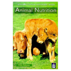 Cover of Animal nutrition