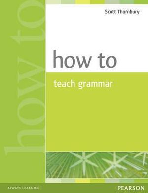 Cover of How to Teach Vocabulary