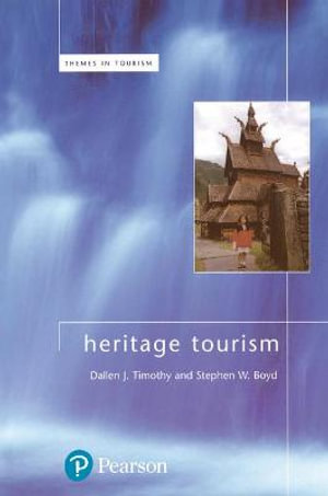 Cover of Heritage Tourism