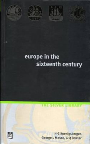 Cover of Europe in the Sixteenth Century