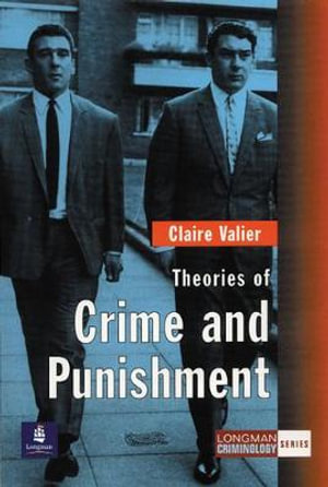 Cover of Theories of Crime and Punishment