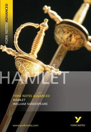 Cover of Hamlet, William Shakespeare