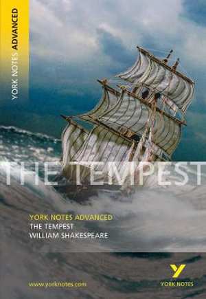 Cover of The Tempest, William Shakespeare