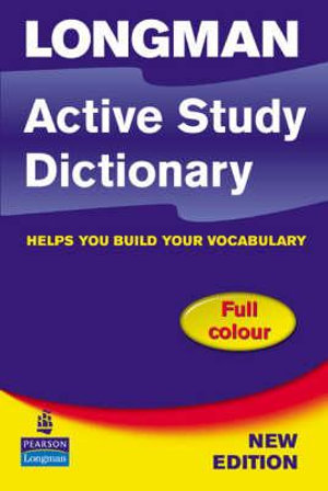 Cover of Longman Active Study Dictionary