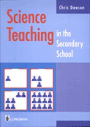 Cover of Science Teaching in the Secondary School (education Today)