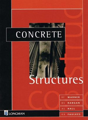 Cover of Concrete structures
