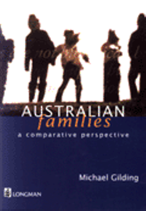 Cover of Australian Families